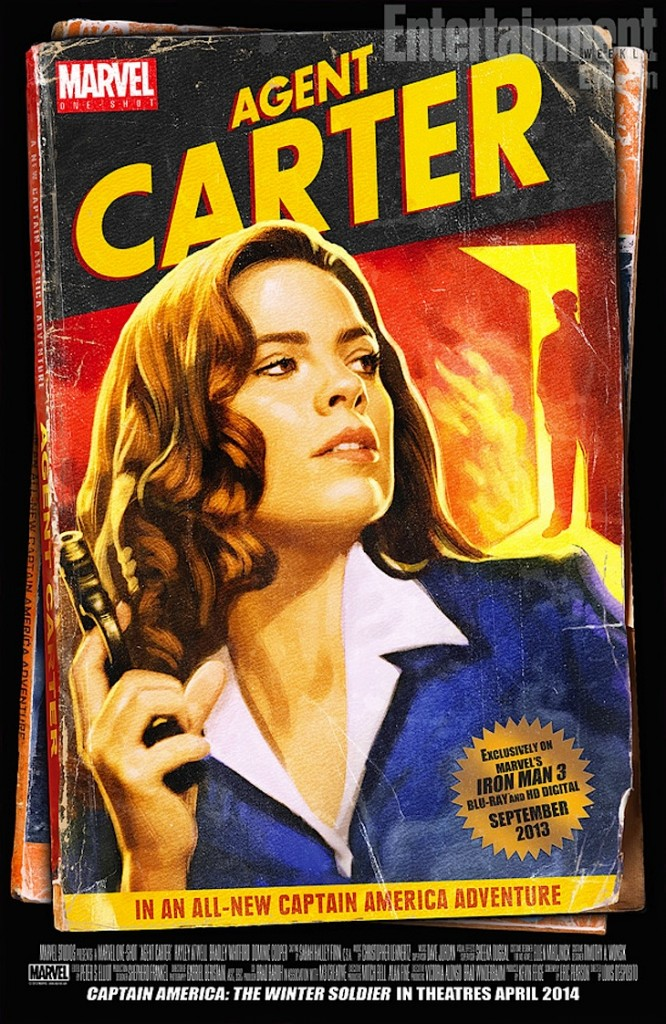 Marvel One-Shot : Agent Carter (2013) .avi HDTVRip AAC_ENG - SUB_iTA